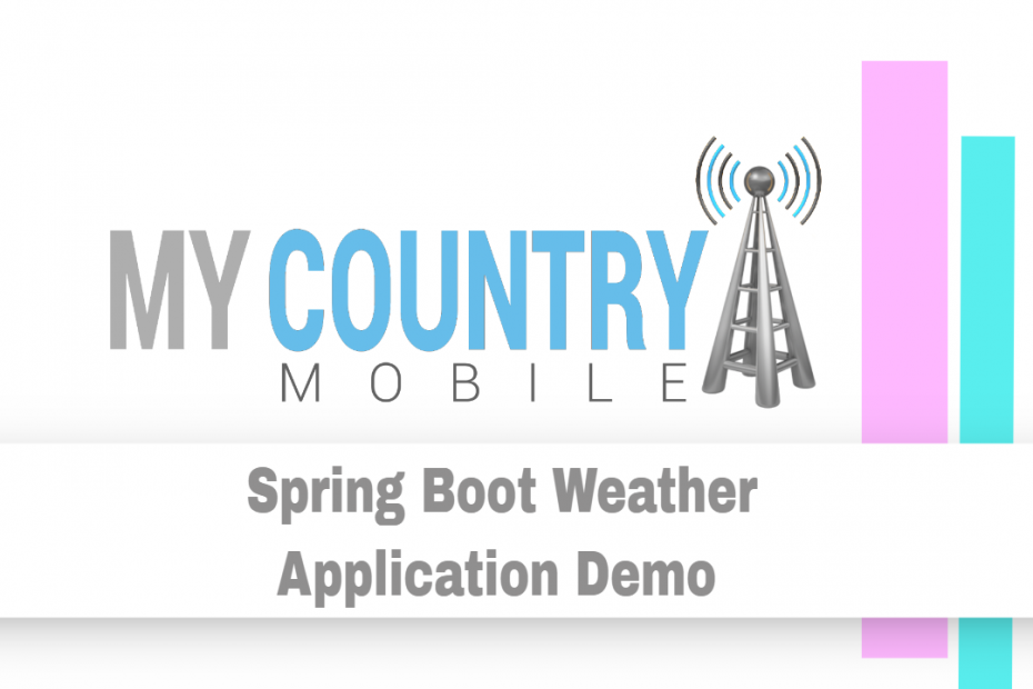 Spring Boot Weather Application Demo