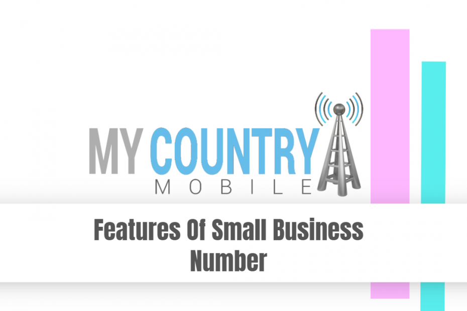 Features Of Small Business Number - My Country Mobile
